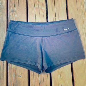 Nike Women's Dri Fit Black Shorts